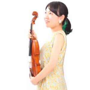 廣田 碧(ひろた みどり) / ヴァイオリン